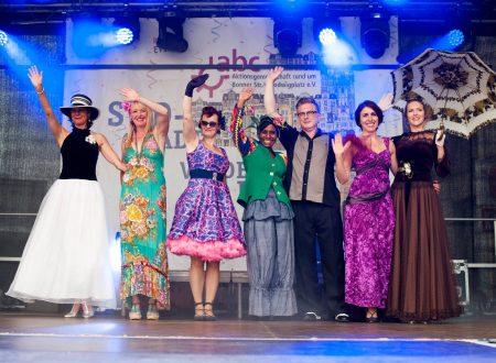 Modenschau Südstadtfest